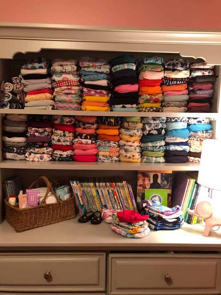 how much do cloth diapers cost?